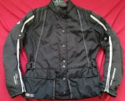 Ladies HEIN GERICKE TRICKY GTX GORETEX® MOTORCYCLE JACKET Size 44   UK Size 16